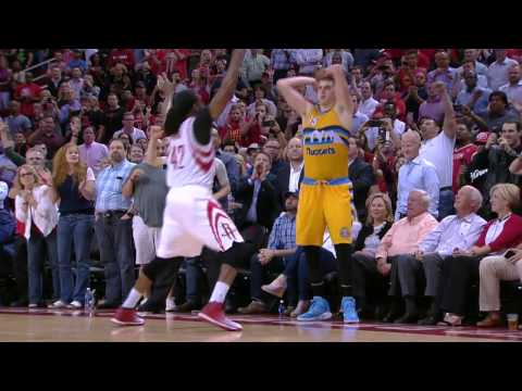 Harden Hits Game-Winning Layup, Makes Defensive Play Of The Game!