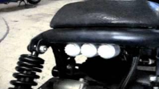 10. RUCKSTERS Customs Honda Ruckus GY6 150cc Swap Scooters