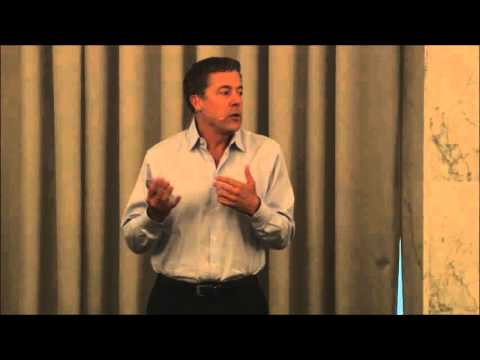 Steve Cadigan Presents Turning a Dream Into Reality at Docomo Digital, Lisbon, Portugal