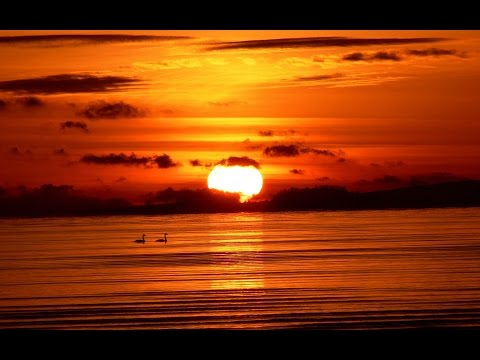 Best Compilation of Sunsets and Time Lapse of Sky Views - Sleep and Relax Music Screensaver