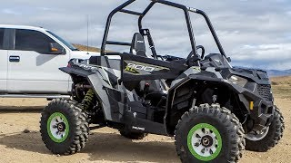 9. 2017 Polaris ACE 900 XC test with Dirt Wheels Magazine