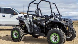 8. 2017 Polaris ACE 900 XC test with Dirt Wheels Magazine