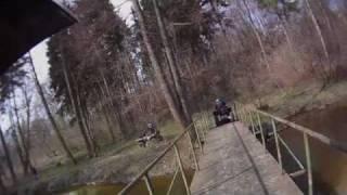 9. Can-AM Outlander 800R XT P First ride