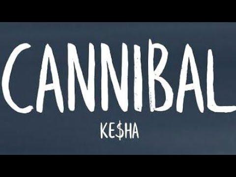 Kesha - Cannibal (Lyrics)