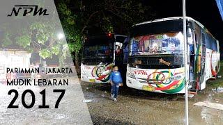 Video MUDIK LEBARAN 2017 PARIAMAN - JAKARTA MP3, 3GP, MP4, WEBM, AVI, FLV Agustus 2018