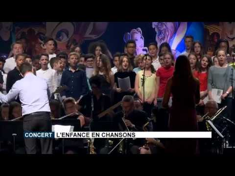 Concert: childhood in song