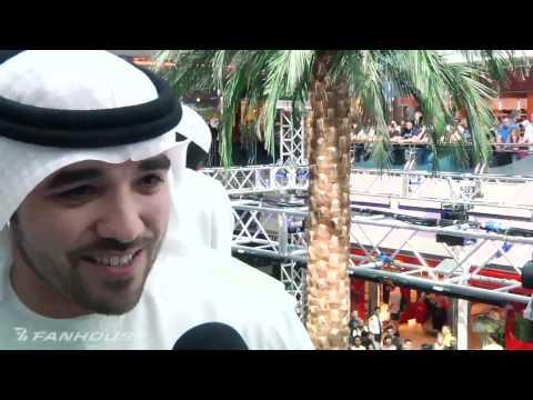 Ariel Helwani asks Locals How Popular Is MMAUFC in Abu Dhabi