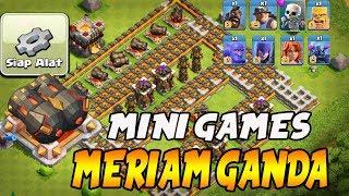 Video SERU PASUKAN DARAT VS BASE MERIAM GANDA! + GIVEAWAY! Clash of Clans Indonesia MP3, 3GP, MP4, WEBM, AVI, FLV Februari 2018