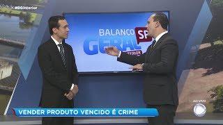 Especialista fala sobre venda de produtos vencidos