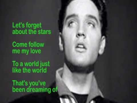 , title : 'Let's Forget About The Stars- Elvis Cover With Lyrics (Pattarasila59)'