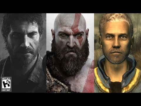 A Tribute to Dads in Video Games