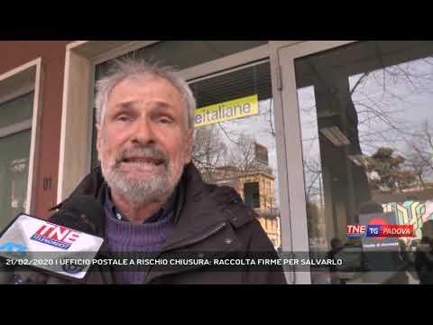 21/02/2020 | UFFICIO POSTALE A RISCHIO CHIUSURA: RACCOLTA FIRME PER SALVARLO