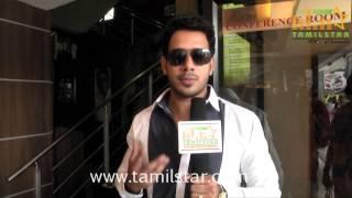 Bharath at ATSVS Audio Launch