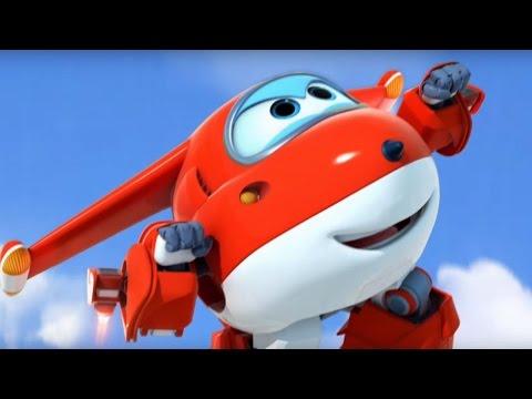 Супер Крылья: Джетт и его друзья - 1 серия - Мультфильм про самолеты (Super Wings на русском) (видео)
