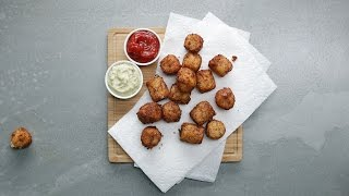 Hot Dog Tots by Tasty