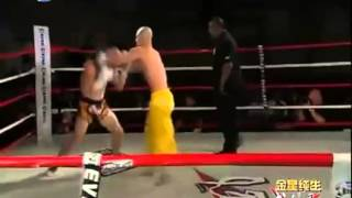vô địch Thiếu Lâm Tự thua đau đớn trên đất Mỹ Lưu Nhất Long (Yi Long) là ngôi sao võ thuật nổi tiếng khắp Trung Quốc. Anh sinh năm 1987, môn đệ của Bắc Thiếu...