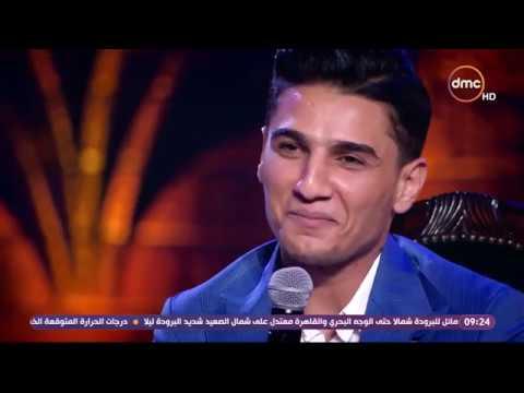 شاهد- محمد عساف يخجل أمام سيل من إطراء شيرين