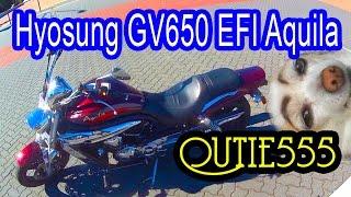 9. Lets go for a Ride! (CycleCruza Parody) | #71 Hyosung GV650 | Sydney