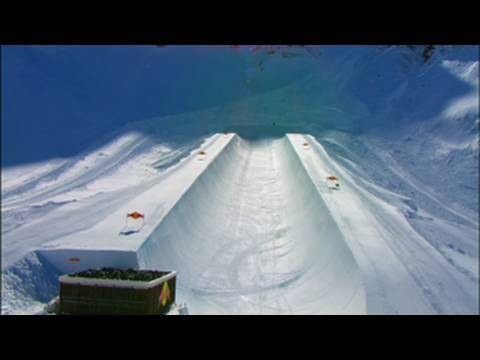 Shaun White's private pipe - Red Bull Project X (видео)