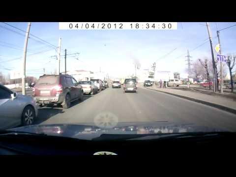 Красноярский Рабочий проспект, 07 апреля 2012, Toyota Vista