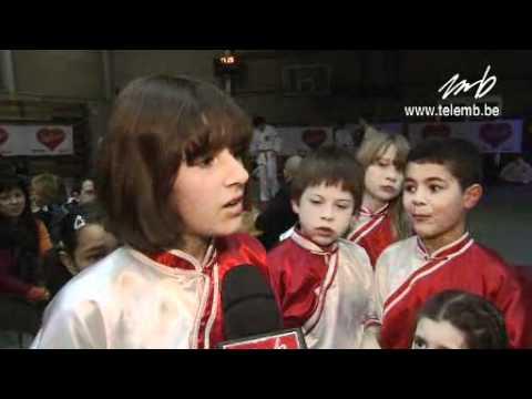 Mons Télévision - 25 01 2010 - Quaregnon Gala Arts Martiaux.flv