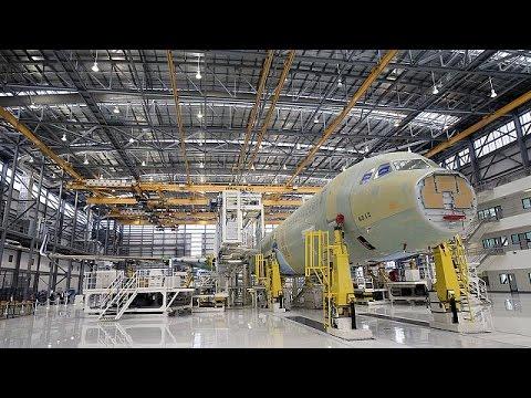 Airbus: «απόβαση» της ευρωπαϊκής εταιρείας στις ΗΠΑ! – economy