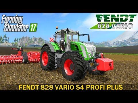 Fendt Vario S4 800 SERIES v1.0.0.3