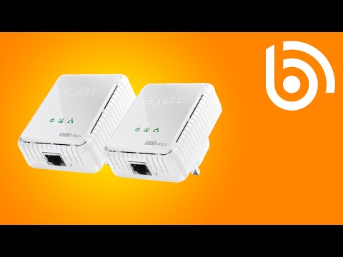 Devolo 500Mbps HomePlug Kit