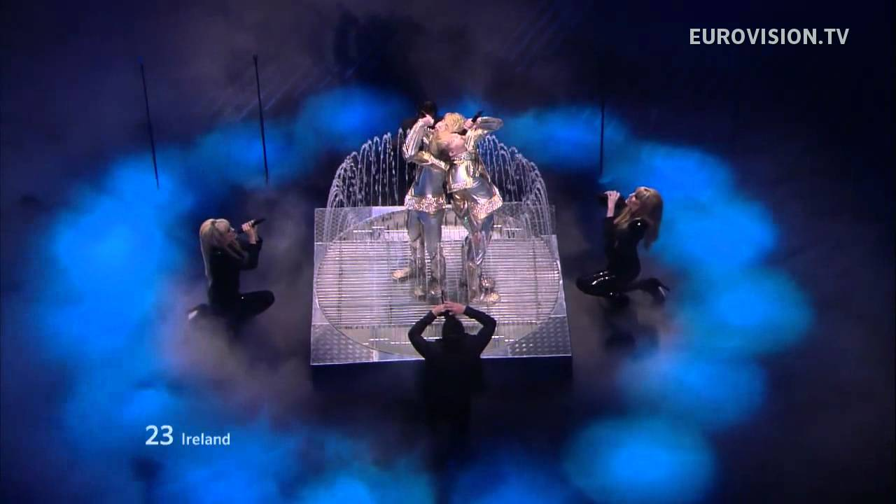 Jedward - Waterline (Ireland NF 2012)