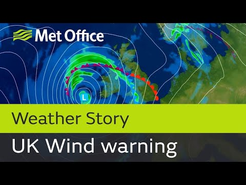 Strong winds forecast for this weekend
