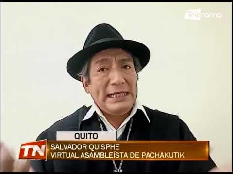 Salvador Quishpe
