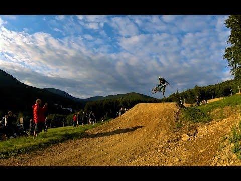 (cz) Kareš Bikepark  2018 + opening