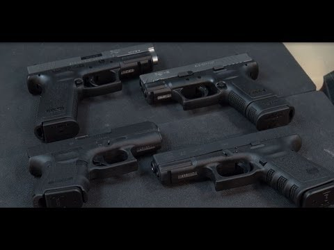 xd - In this video, we compare and contrast the Glock and the Springfield XD. Both are excellent guns, but is one truly better than the other? http://www.iraqvete...