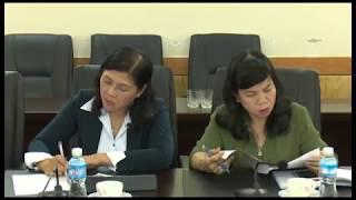 Thành ủy Uông Bí làm việc với đoàn công tác thị xã Thuận An, tỉnh Bình Dương