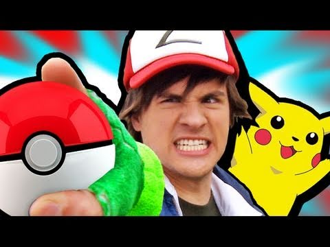 real life - BLOOPERS & MORE: http://bit.ly/PokemonEXTRAS WATCH EN ESPAÑOL: http://youtu.be/dKCGWaRAzSc WATCH PART 4: http://youtu.be/wzy9D_YKxso WATCH PART 2: http://you...