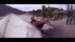 Saint-Victor France  city images : GoPro : Chillout in Saint-Victor - Boat and sports - France