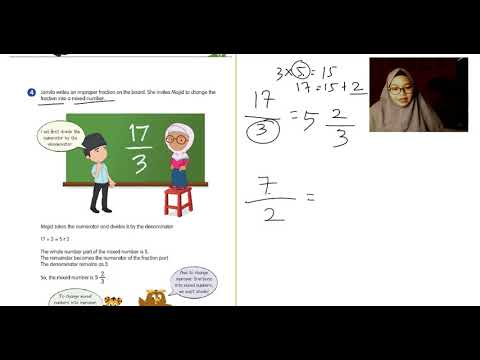 Fractions (Mixed numbers, addition and subtracting, comparing and ordering)