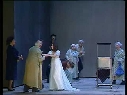 Hoffmann - Jacques Offenbach - Des Contes D'Hoffmann Opera in five acts Conceived by the opera de Lyon Adaptation based on Michael Kaye's.