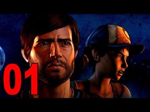 The Walking Dead Season 3 Episode 1 - A New Frontier (Part 1)