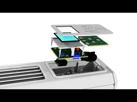 Dimplex QRAD050 Eltnic Radiator 0.50kW Product Video