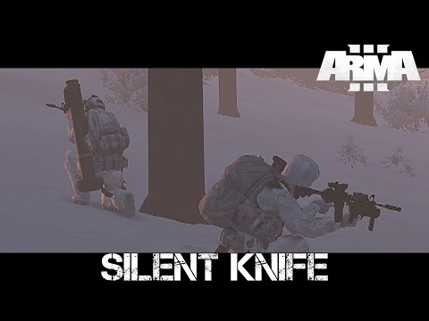 Silent Knife - ArmA 3 Special Forces Gameplay