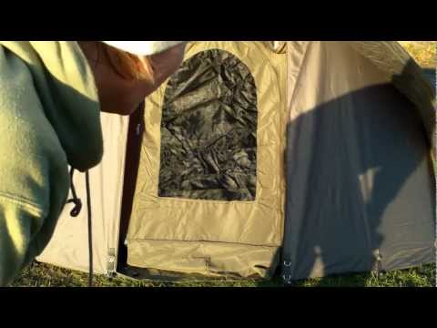 Cyprinus Cyprimax Breathable Bivvy Review Video