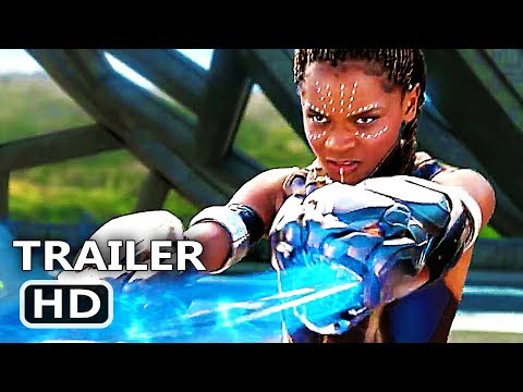 "BLACK PANTHER ""Show Them Who We Are"" New TV Spot + Trailer (2018) Superhero Marvel Movie HD"