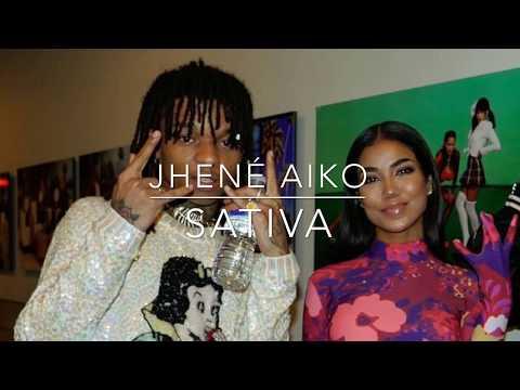 Jhené Aiko - Sativa feat. Swae Lee (432hz)