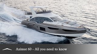 Video The new Azimut 60: All you need to know. download in MP3, 3GP, MP4, WEBM, AVI, FLV January 2017