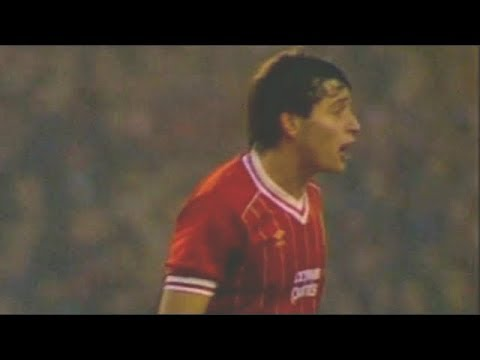 Michael Robinson Liverpool FC Goals Collection