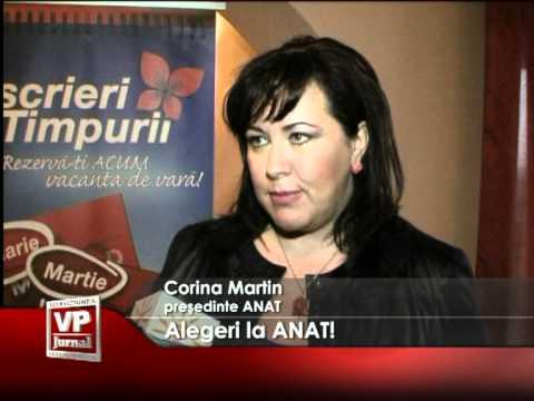 Alegeri la ANAT!