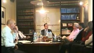 14/01/2011 Seis años de vigencia de la Ley Concursal en Asturias.