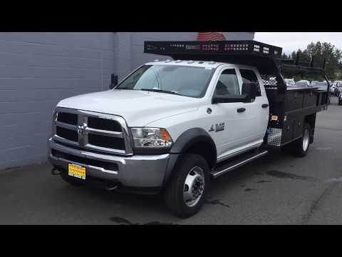 2017 RAM 5500 with Knapheide Concrete Body