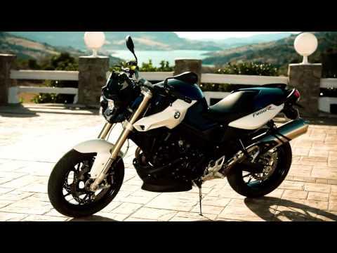 Vídeos de la BMW F 800 R